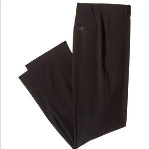 Calvin Klein boys black dress pants